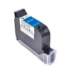 Cartouche G&G pour imprimante d'images GB-001BK - Noir permanent