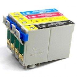 PACK de 4 cartouches compatibles Epson 16XL