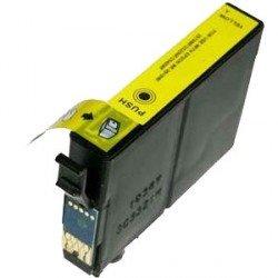 GENERIQUE Epson C13T37944010 / 378XL - Cartouche d'encre jaune
