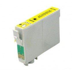 GENERIQUE Epson C13T02W44010 / 502XL - Cartouche d'encre jaune