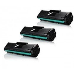 PROMO Pack de 3 toners PREMIUM compatibles SAMSUNG MLTD111L / 111L