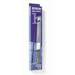 ORIGINAL Epson C13S015022 / 7754 - Ruban nylon noir