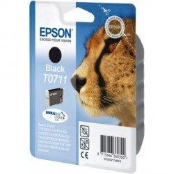 ORIGINAL Epson C13T07114012 / T0711 - Cartouche d'encre noire