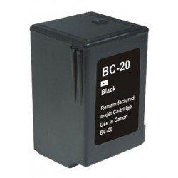 GENERIQUE Canon 0895A002 / BC-20 BK - Tête d'impression noire