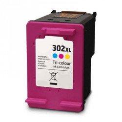 GENERIQUE HP F6U67AE / 302XL - Cartouche d'encre couleur