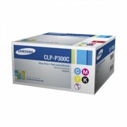 ORIGINAL Samsung CLPP300CELS - Toner MultiPack