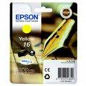 ORIGINAL Epson C13T16244012 / 16 - Cartouche d'encre jaune