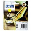 ORIGINAL Epson C13T16344012 / 16XL - Cartouche d'encre jaune