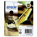 ORIGINAL Epson C13T16314012 / 16XL - Cartouche d'encre noire