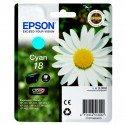 ORIGINAL Epson C13T18024012 / 18 - Cartouche d'encre cyan