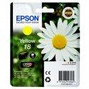 ORIGINAL Epson C13T18044012 / 18 - Cartouche d'encre jaune