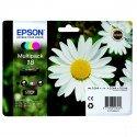 ORIGINAL Epson C13T18064012 / 18 - Cartouche d'encre multi pack