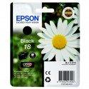 ORIGINAL Epson C13T18014012 / 18 - Cartouche d'encre noire