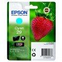 ORIGINAL Epson C13T29824012 / 29 - Cartouche d'encre cyan