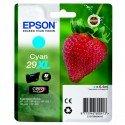 ORIGINAL Epson C13T29924012 / 29XL - Cartouche d'encre cyan