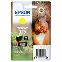 ORIGINAL Epson C13T37844010 / 378 - Cartouche d'encre jaune