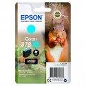 ORIGINAL Epson C13T37924010 / 378XL - Cartouche d'encre cyan