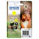 ORIGINAL Epson C13T37944010 / 378XL - Cartouche d'encre jaune