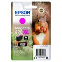 ORIGINAL Epson C13T37934010 / 378XL - Cartouche d'encre magenta