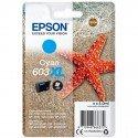 ORIGINAL Epson C13T03A24010 / 603XL - Cartouche d'encre cyan