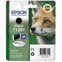 ORIGINAL Epson C13T12814012 / T1281 - Cartouche d'encre noire
