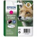 ORIGINAL Epson C13T12834012 / T1283 - Cartouche d'encre magenta