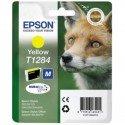ORIGINAL Epson C13T12844012 / T1284 - Cartouche d'encre jaune
