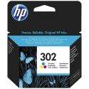 ORIGINAL HP F6U65AE / 302 - Tête d'impression couleur