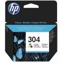 ORIGINAL HP N9K05AE / 304 - Tête d'impression couleur