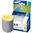 ORIGINAL Samsung CLPY300AELS - Toner jaune